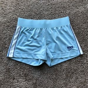 Nike Women's Blue Running Shorts Size M